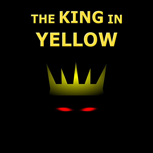 The King in Yellow audiobook cover art