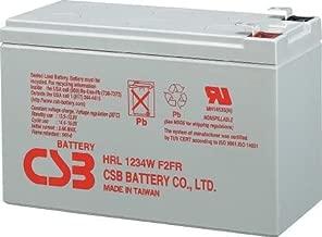 Sealed Lead Acid Battery 12V 34W .250