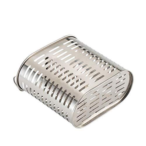 Kitchen Utensils Chopsticks Holder Basket,Flatware Drying Rack Sink Basket,Drainer Spoon Fork Knife Drainer Hanging Basket