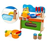 Wooden Play Kitchen Review and Comparison