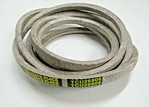 Pro Parts Place OEM SPEC REPL Deck Belt Compatible with John Deere TCU26906 Z-TRAK Z520A with 60' Deck