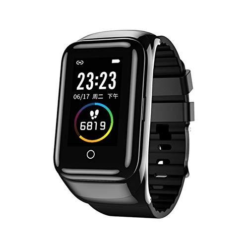 Ake Neue M7 Smart Watch für Männer, mit Bluetooth-Headset, Herzfrequenz und Blutdruckmessgerät Smartwatch