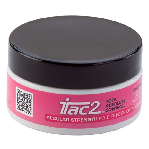 iTAC2 Level 2 (Regular Strength) Total Absolute Control Pole Dance Grip