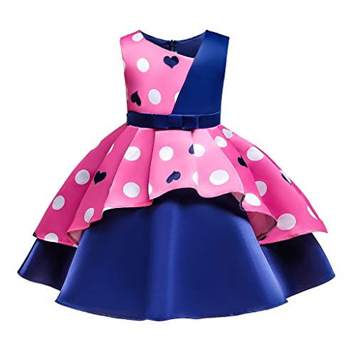 Julhold Bloemen Baby Meisjes Mode Elegante Prinses Bruidsmeisje Pageant Jurk Verjaardag Partij Katoen Bruidsjurk 2-9 Jaar