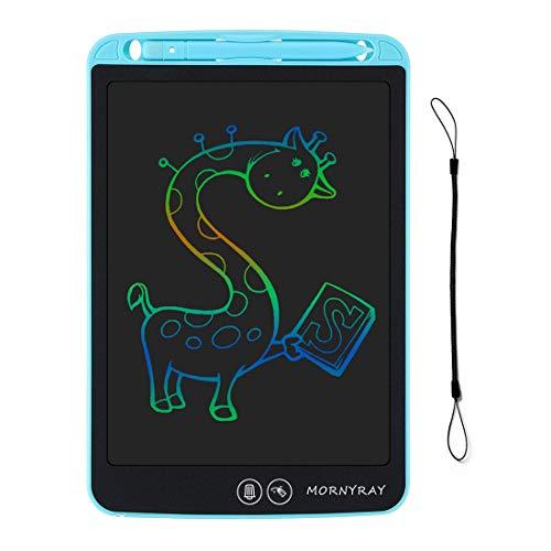 MORNYRAY Tableta Escritura LCD Colorida 12 Pulgadas