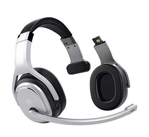 Rand McNally RDY528020226 Cleardryve 200 Premium Noise-Canceling Headphones/Headset with Bluetooth, Black