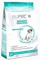 Nupec Comida para Perros Weight Control, Sabor a Carne, 15 kg