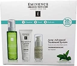 Eminence Organic Skincare Acne Advanced Treatment System, 3 Fluid Ounce