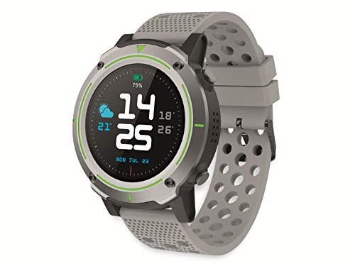 Denver Bluetooth-Smartwatch SW-510 Grey GPS
