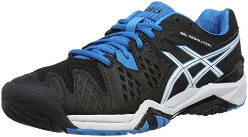 ASICS Gel-Resolution 6, Zapatillas de Tenis para Hombre