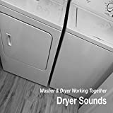 Washer & Dryer Together With Clothes
