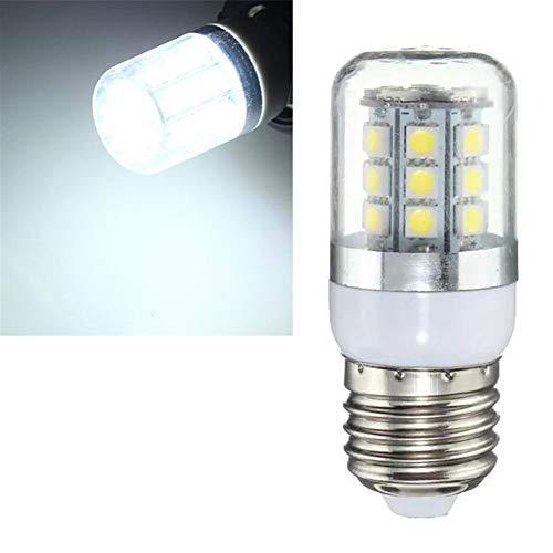WULE-RYP E27 3W 27 SMD 5050 LED Lampadina in Puro Casa Bianca AC220