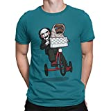 Camisetas La Colmena 6005-The Extra-Terrifying (Raffiti)