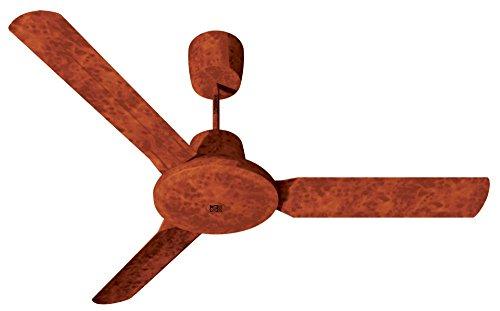 Vortice plafondventilator, zomer- en winterschakelaar, krachtig en stil, Ø 142 cm, Nordik Evolution 140, wortelhoutlak