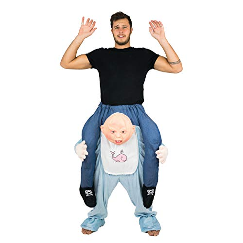 Bodysocks® Baby Huckepack (Carry Me) Kostüm für Erwachsene