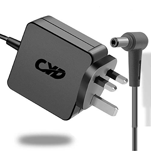 CYD 45W PowerFast Replacement for Laptop-Charger Asus x551 x555 X401 X401A X401U X501 X501A X502CA X550 X550CA X550L X550LA X550LB X550LNV X550ZA X551 X551C X551CA X551M X551MA X551MAV Power Adapter
