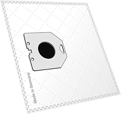 5 Staubsaugerbeutel PH 1204m passend für Philips 300-800, TC 400 - TC 999, Philips HR 8700 - HR 8999 Vision, Ruton RO 7118, 7117, 7115, 7114, 7113, 7112, 7111, Top Filter 70, Clatronic BS 1206