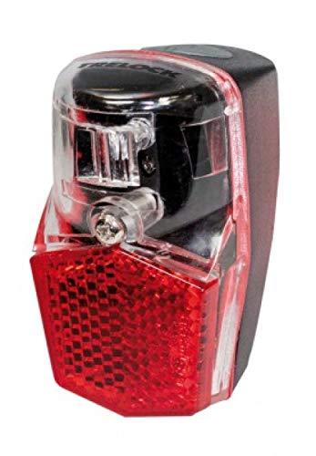 Trelock LS 640 Duo Batt Rücklicht, schwarz, One Size