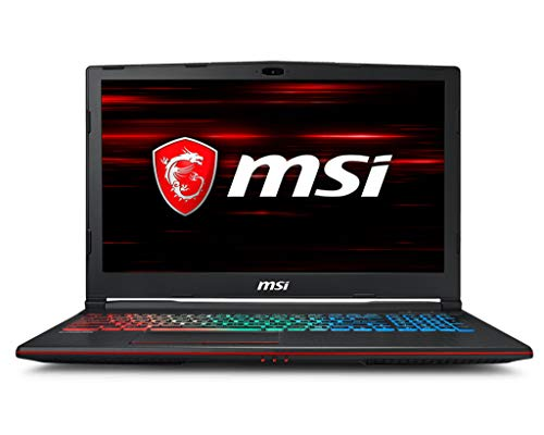 Compare MSI GP63 (033) vs other laptops
