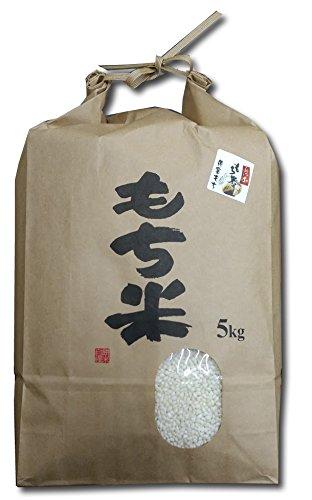【玄米】新米 新潟県産 こがねもち 玄米 水稲もち米 令和2年産 もち米界の王子様 (10kg)