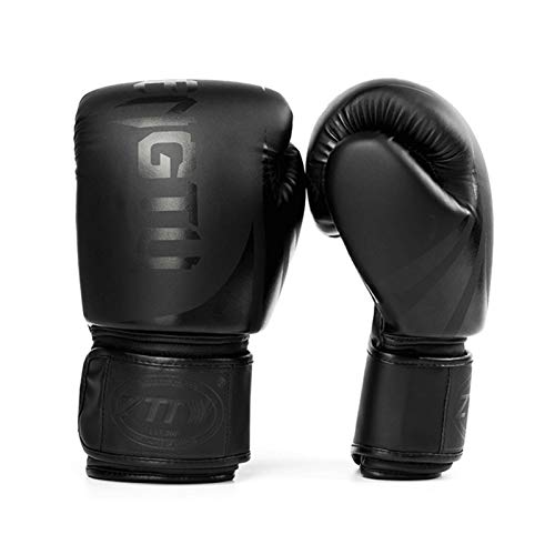 DECDEAL Luvas de boxe Luvas de treino de boxe para homens e mulheres Luvas de boxe Luvas de boxe Luvas pesadas para Muay Thai Boxe Kickboxing MMA