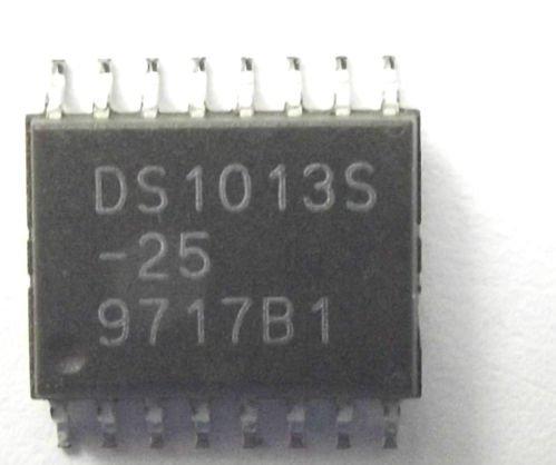 Dallas-Ds1013S 25 Active mehrere Verzögerungen Line 3 25Ns-Max 16-polig, Soic W