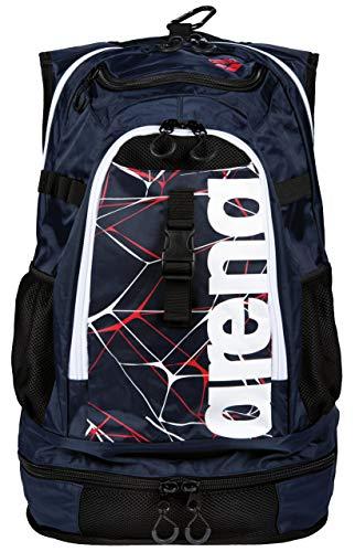 ARENA Water Print Backpack Fastpack 2.1 Rucksack mit Wasserdruck, Marineblau, Navy, Einheitsgröße