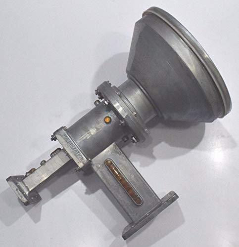 Marine Radar Relative Polarization 4080-053 Antenna Feed U S Patent 5276456