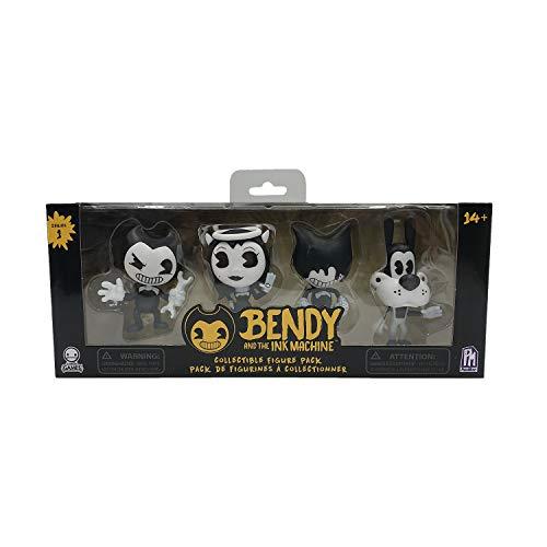 Sammelfiguren-Set von Bendy and The Ink Machine