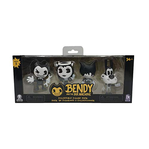 Sammelfiguren-Set von Bendy and The Ink Machine