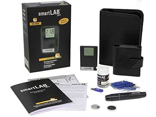 smartLAB mini (mg / dL) Sistema de monitoreo de glucosa en sangre como...