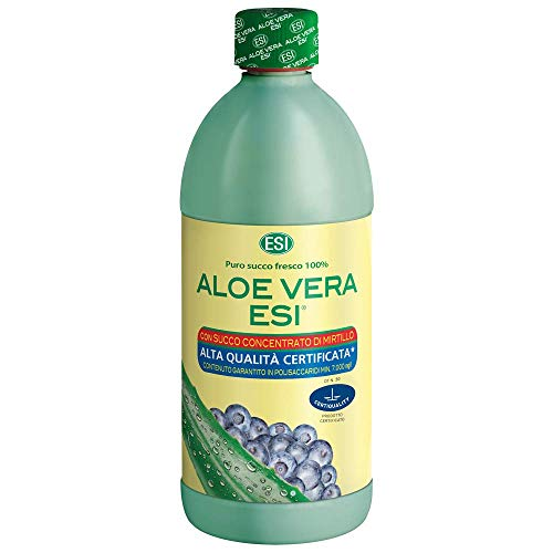 Aloe Vera Succo Al Mirtillo - 1000 ml