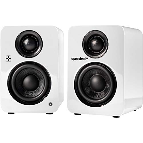 Quadral Bluetooth Lautsprecher Breeze Blue L Weiss