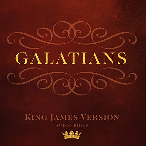 Book of Galatians cover art
