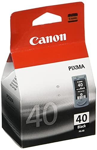 Canon PG-40 - Cartuccia per stampante Pixma, Nero, 1 pezzo