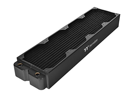 Thermaltake Pacific DIY Liquid Cooling System CL480 64mm Thick Copper Radiator CL-W192-CU00BL-A