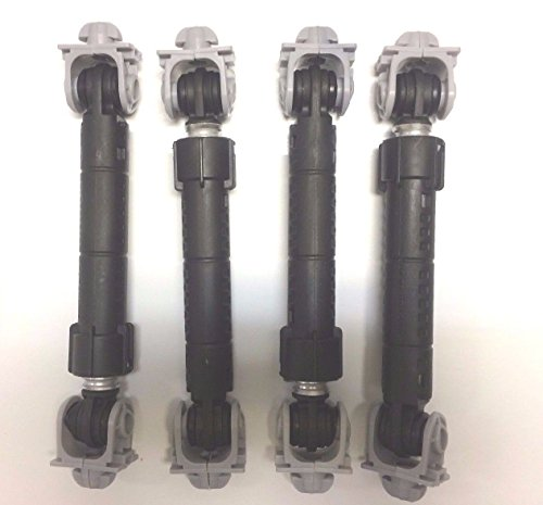 NEW Set of 4 pcs Replacement WHIRLPOOL Maytag Washer Shock Absorber 8182703 8181646 AP3868181 PS989596-1 YEAR WARRANTY