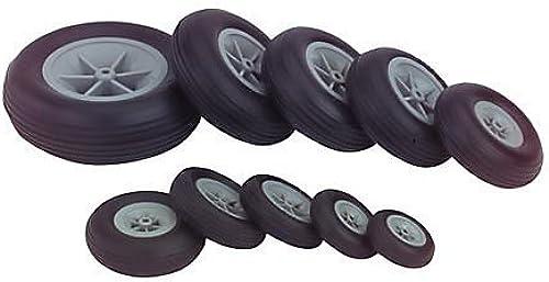 bajo precio del 40% Hangar 9 Pro-Lite Wheels, Wheels, Wheels, 3-1 4 (2) by Hangar 9  buena calidad