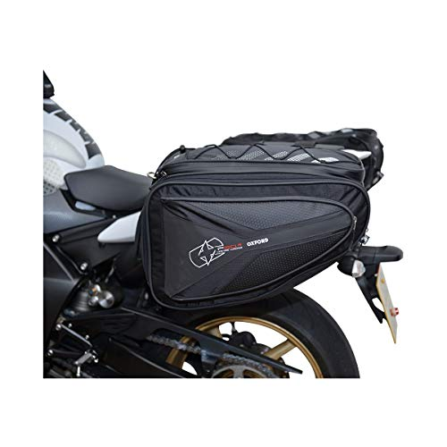 Oxford Motorcycle P60R Lifetime Panniers WP - 60 litres UK Seller