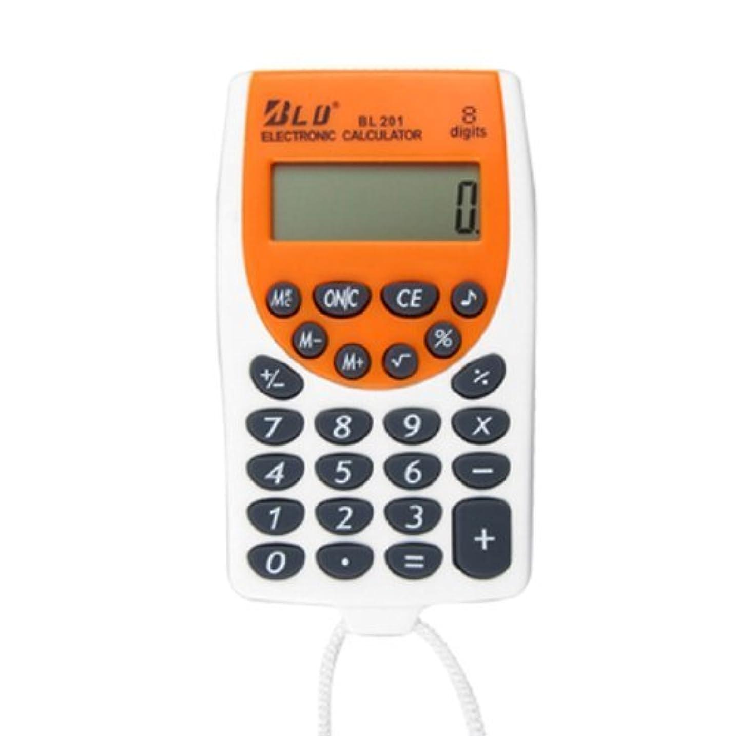 ワイプ忘れっぽいループEbuyChX LCDディスプレイ 8桁電子計算機 Puti