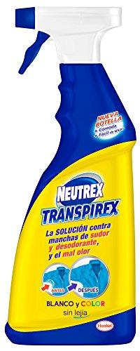 HG 634025130 - Eliminador manchas sudor y desodorante (envase de