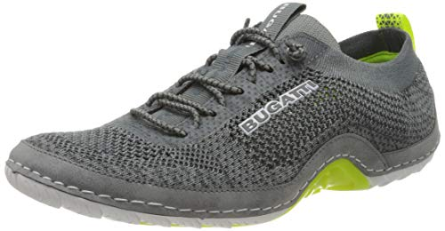 bugatti Herren 321924016900 Sneaker, Grau, 44 EU
