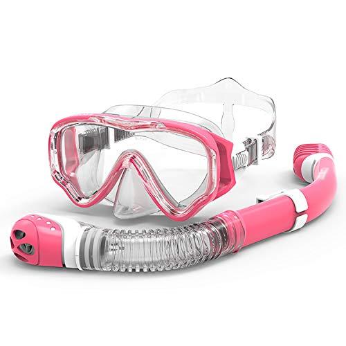 ZMYY Taucherbrille Set 180°...