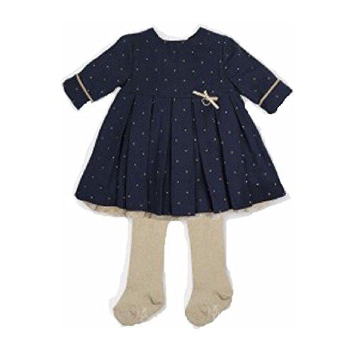 Tutto Piccolo - Vestido - Trapecio - para niña