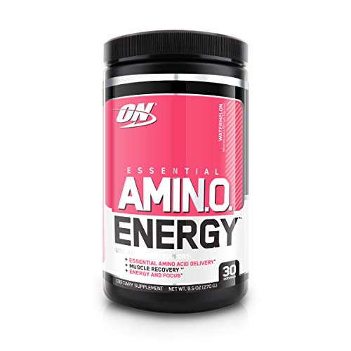 Optimum Nutrition 30 Serving Watermelon Amino Energy Sports Supplements