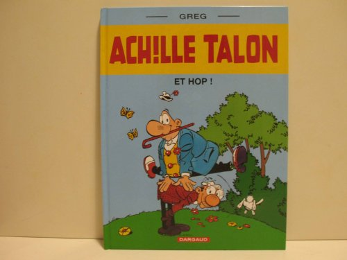Achille Talon - Et hop ! - édition publicitaire Esso