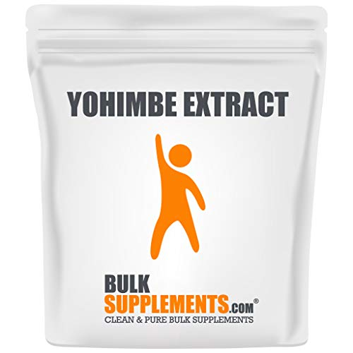 Bulksupplements Yohimbe Extract (500 Grams)