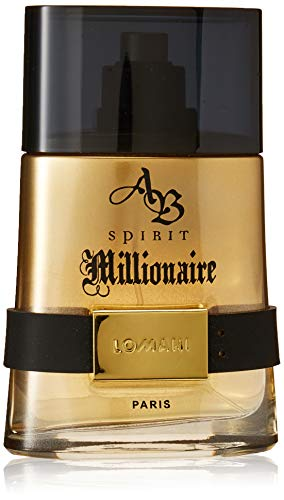 Spirit Millionaire by Lomani Eau De Parfum Spray 3.3 oz / 100 ml (Men)