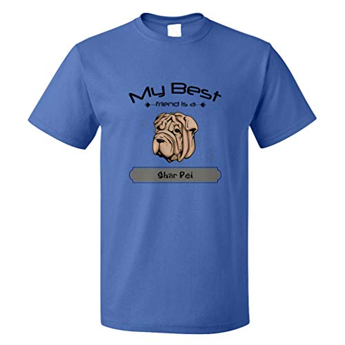 Awesome Chinese Shar-Pei Owner  Fathers  T-Shirt Funny Gift  Dog Trainer