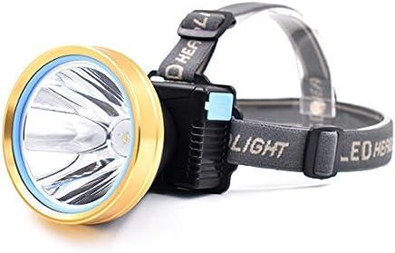 DQZLFYH T6 Glare wiederaufladbare Super-Bright Head-montierte Langstreckenlinst B07QDSGN1L     | Passend In Der Farbe